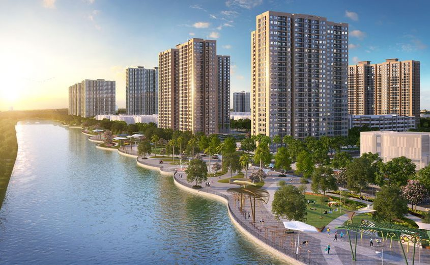 Vinhomes Grand Park Apartments